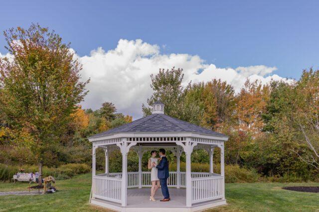Rollins and Pihan wedding in Gooch Park