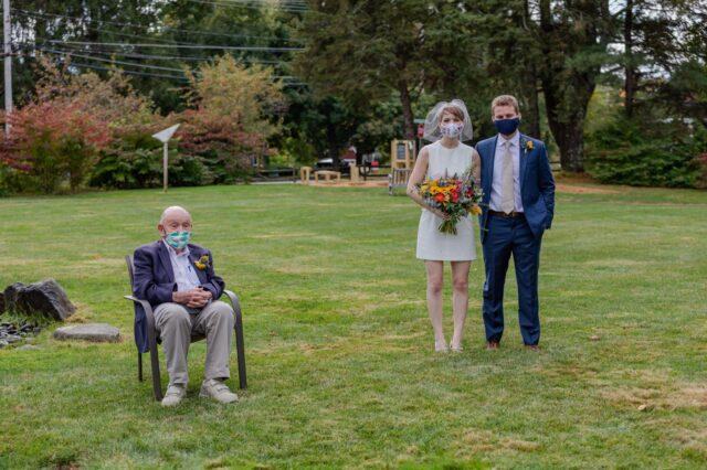 Gooch Park wedding